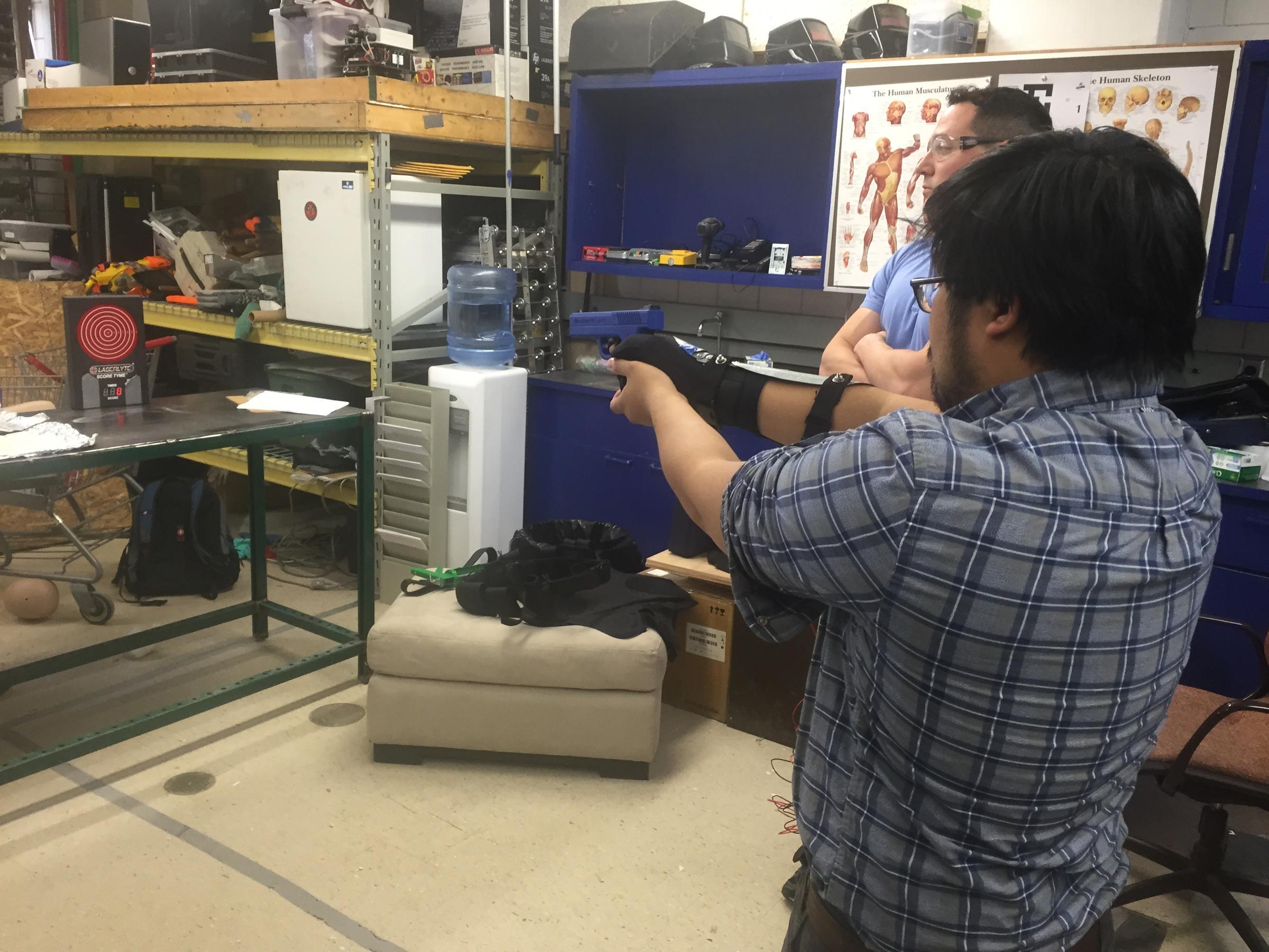 firearm test