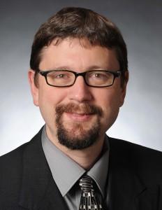 Portrait of Dr. Dorneich
