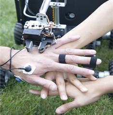 hands robot