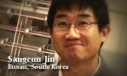 Sangeun Jin, South Korea