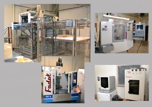 Rapid Manufacturing and Prototyping