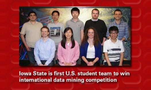 Iowa State data mining competition