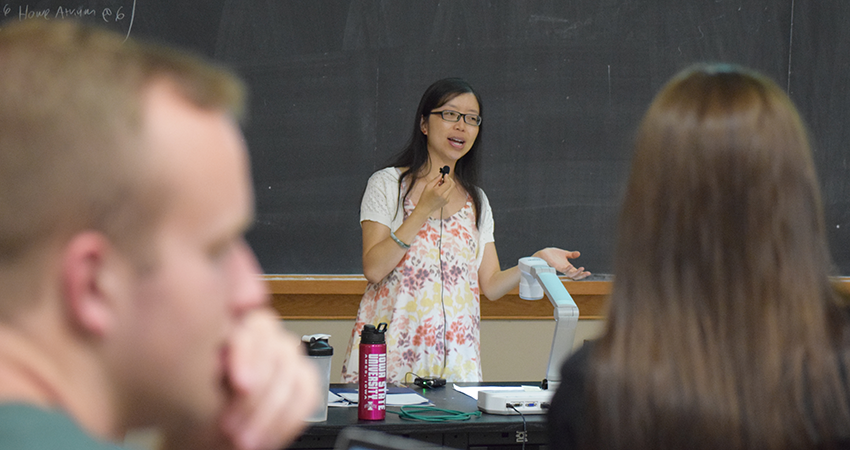 IMSE's Li brings statistical focus to the department