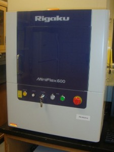 X-Ray Diffraction (XRD) Machine