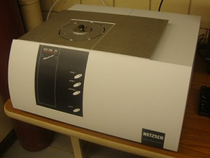 Differential Scanning Calorimetry (DSC) Machine